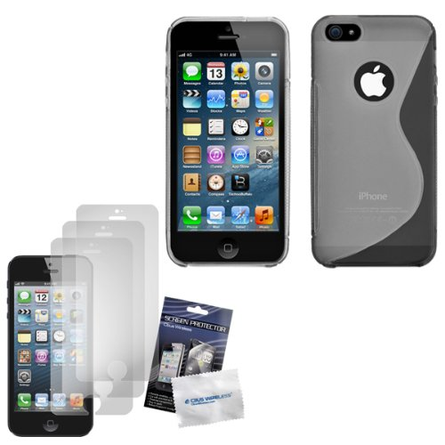 cbus-wireless-clear-s-line-flex-gel-case-skin-cover-three-lcd-screen-protectors-guards-films-for-app