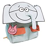 Kids Preferred Mo Willems Elephant Backpack, 14''