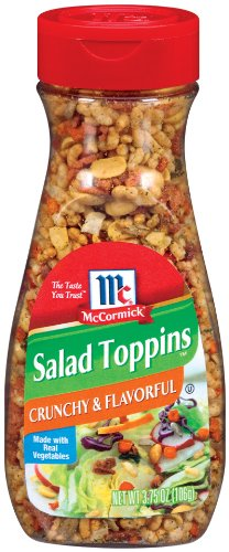 McCormick Salad Toppins Crunchy Flavorful