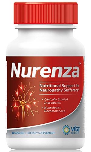 Nurenza Neurologist Recommended Neuropathy Regenerate