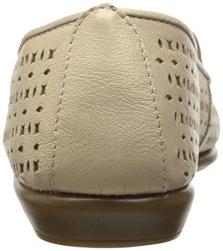 Bone Aerosoles On Slip You Women's Betcha Leather Loafer HxYUwFxqf