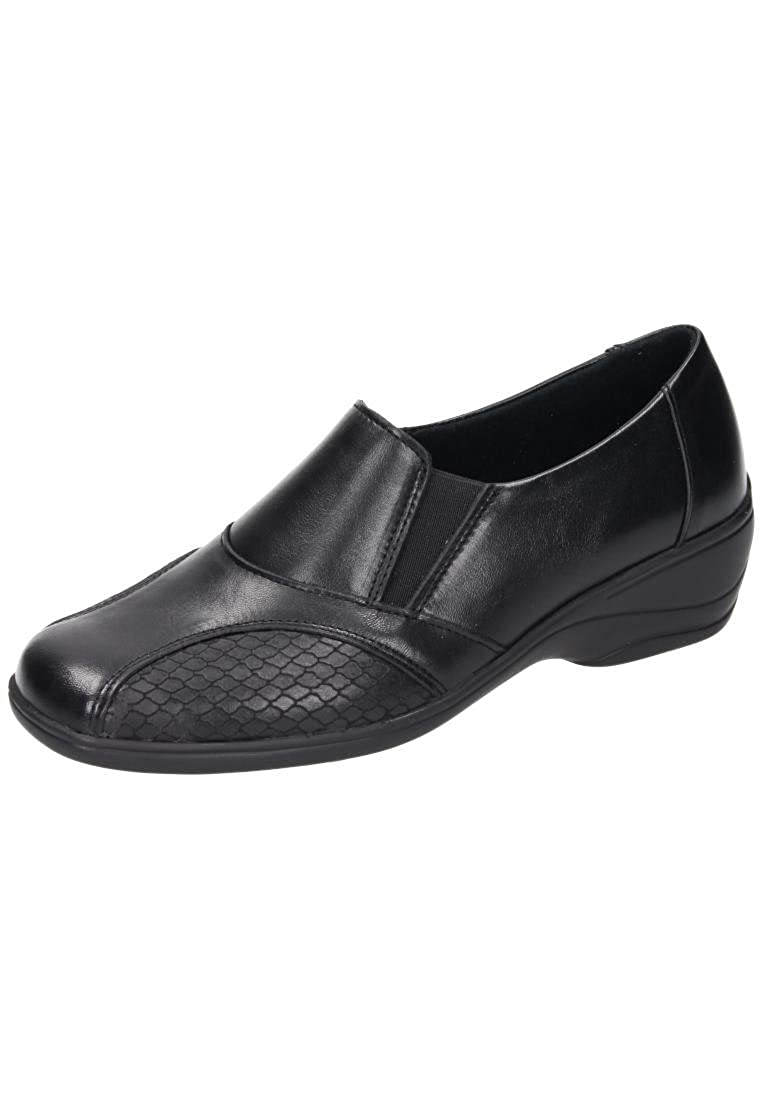 Comfortabel Damen 941955 941955 941955 Slipper Schwarz 909868