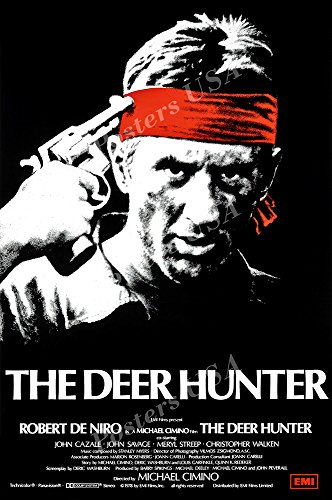 Posters USA - Robert De Niro Deer Hunter Movie Poster GLOSSY FINISH - FIL139 (24