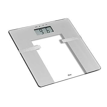 Amazon Weight Watchers Ultra Slim Glass Body Analysis Scale By