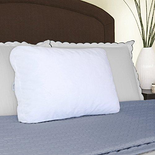 - HoMedics Thera-P Memory Foam Pillow, White