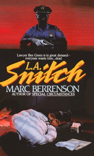 book cover of L.A. Snitch