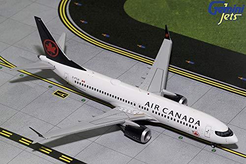 GeminiJets Air Canada B737 Max-8 C-FTJV 1:200 Scale Gemini200 Part# G2ACA706 (Gemini 200 Air Canada)
