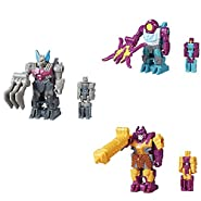 Action Figure Transformers Power of the Primes Prime Master Wave 3 Set of 3