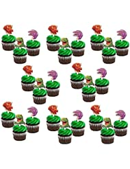Dinosaur Party Cupcake Toppers Picks (24 ct)