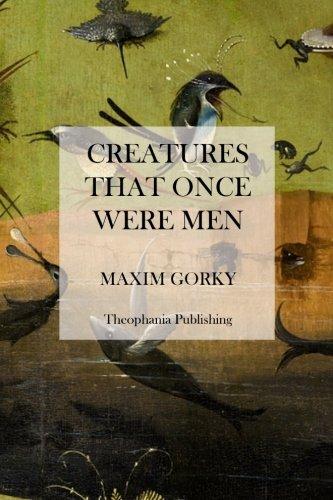 Download Creatures That Once Were Men pdf epub