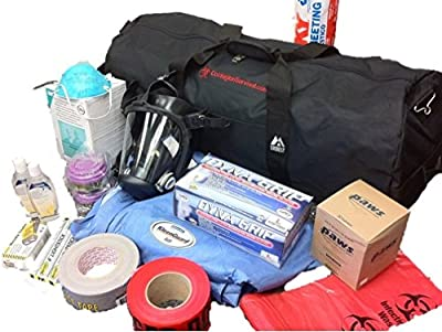 Deluxe Pandemic Kit for Individual from ContagionSurvival