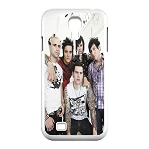 Band Avenged Sevenfold poster phone Case Cover For SamSung Galaxy S4 Case FANS329002