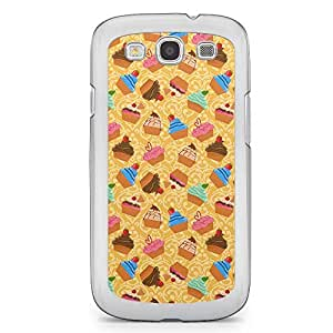 Mix Samsung Galaxy S3 Transparent Edge Case - Bakery Collection