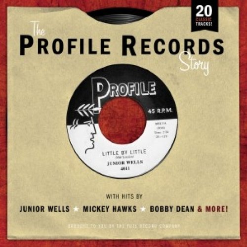 CD : Various Artists - The Profile Records Blues Story (CD)