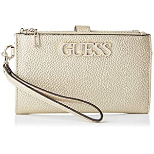 Guess Uptown Chic Slg Dbl Zip Orgnzr, SMALL LEATHER GOODS Donna 8