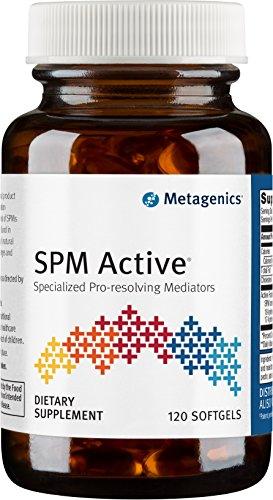 Metagenics SPM Active 120 Count