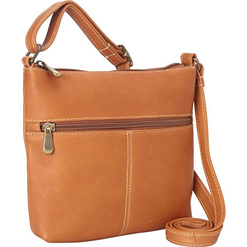 Crossbody Le Tan Leather Donne Lifestyle 6wgTwRqt