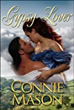 Gypsy Lover by Connie Mason front cover
