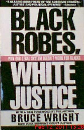 Court Robes (Black Robes, White Justice)