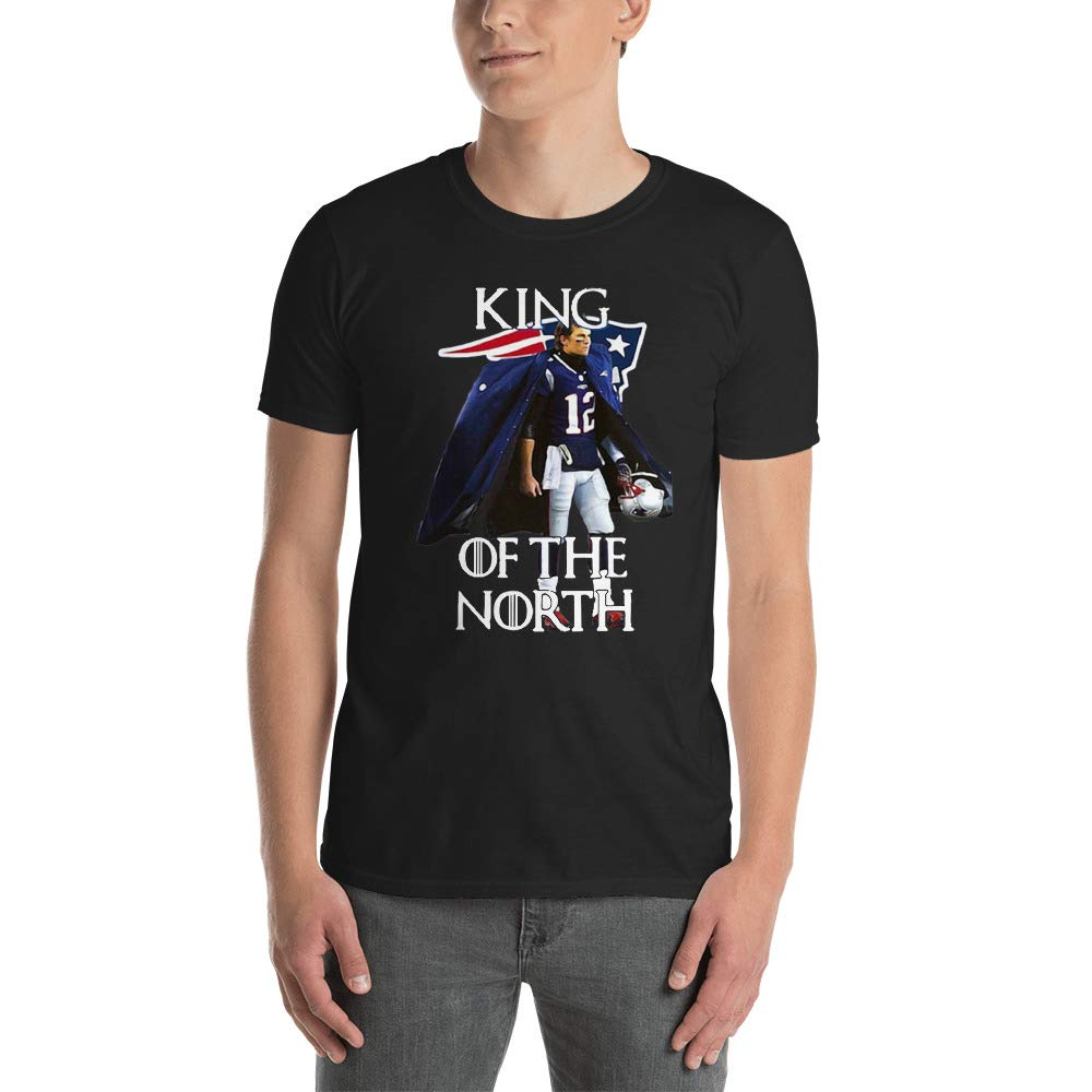 Brady Patriots 12 King Of The North Shirt