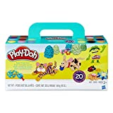 play dough 20 - Play-Doh HG-A7924 Super Color Pack (Pack of 20)