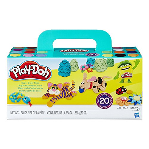 Buy now Play-Doh HG-A7924 Super Color Pack (Pack of 20)