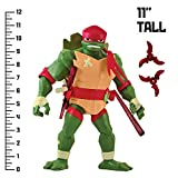 Rise of the Teenage Mutant Ninja Turtle Raphael