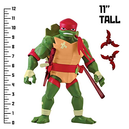 Rise of the Teenage Mutant Ninja Turtle Raphael Giant Figure -