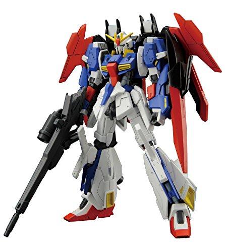 Bandai Hobby HGBF Lightning Z Gundam Gundam Build Fighters Model Kit (1/144 Scale) (Mech Model Kit)