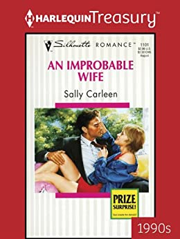 An Improbable Wife by [Carleen, Sally]