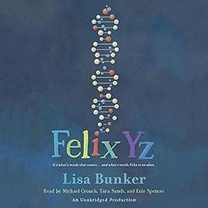 Felix Yz Audiobook