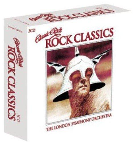 CD : LONDON SYMPHONY ORCHESTRA - Rock Classics /  Various (United Kingdom - Import)