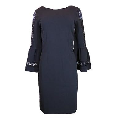 2a2e810daa Antonio Melani Bell Sleeve Sheath Dress (6) at Amazon Women s ...