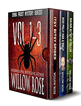 Emma Frost Mystery Series: Vol 1-3 by [Rose, Willow]