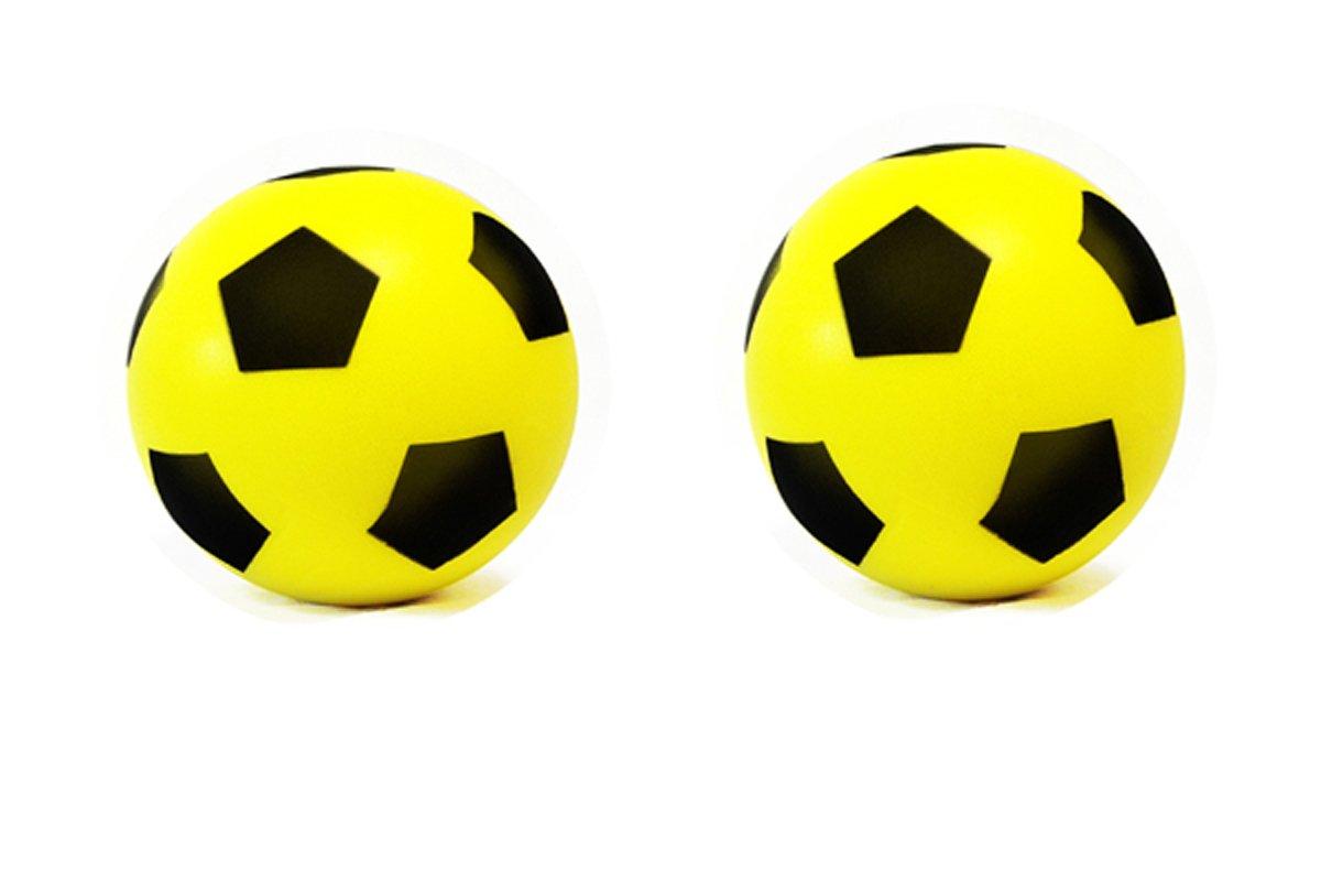 Schaumstoff Fußball Größe 5 gelb Halsall 0200