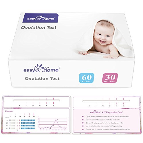 Easy@Home Newly Launched Ovulation Predictor Kit Including 6