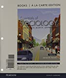 Essentials of Sociology, Books a la Carte Plus NEW MySocLab with Pearson EText -- Access Card Package, Henslin, James M., 0133810615