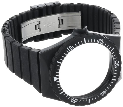 fortis-colors-c-01-24mm-black-silicone-watch-strap