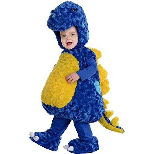 Pterodactyl Costume Infant (Toddler' Stegosaurus Fossil Costume Jumpsuit - Medium)