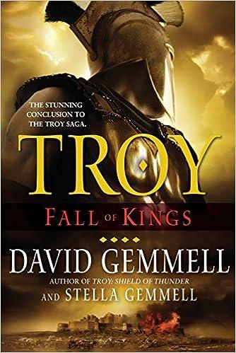 david gemmell troy trilogy