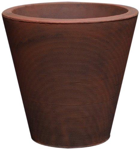 Instant Pots Plants Ltd Crescent Garden A115033 20 Inch Madison
