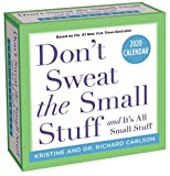 Don't Sweat the Small Stuff... 2020 Day-to-Day