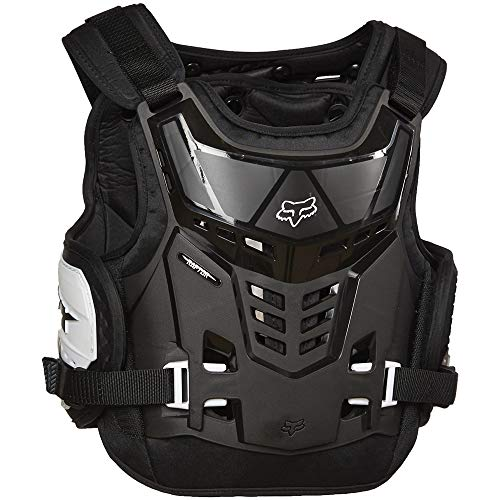 Fox Racing Youth Raptor Proframe LC - Chest Fox Protector