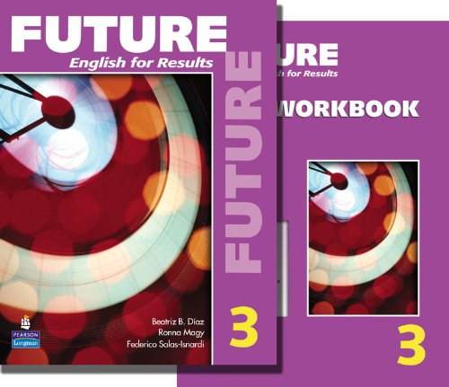 Future 3 package: Student Book (with Practice Plus CD-ROM) and Workbook