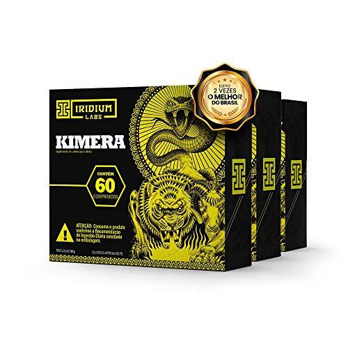 Kimera Thermo - 60 comps - Kit 3 caixas