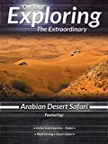 On Tour Exploring the Extraordinary Arabian Desert Safari