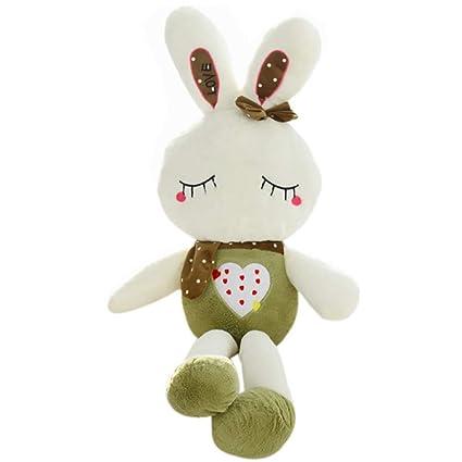 Missley Relleno Conejito Juguete Encantador Corazón Conejo ...