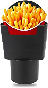 French Fry Holder, Car Cup Holder, Automotive Interior Accessories, Suitable for many kinds of food