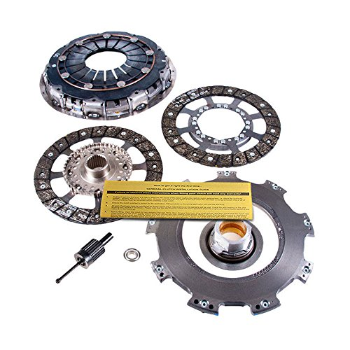 LUK CLUTCH KIT REPSET 2006-2010 FOR BMW M5 E60 M6 E63 E64 V10 S85B50FITS SMG ONLY