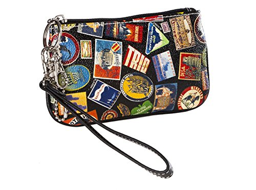 sydney-love-world-travel-print-wristlet-black-multi
